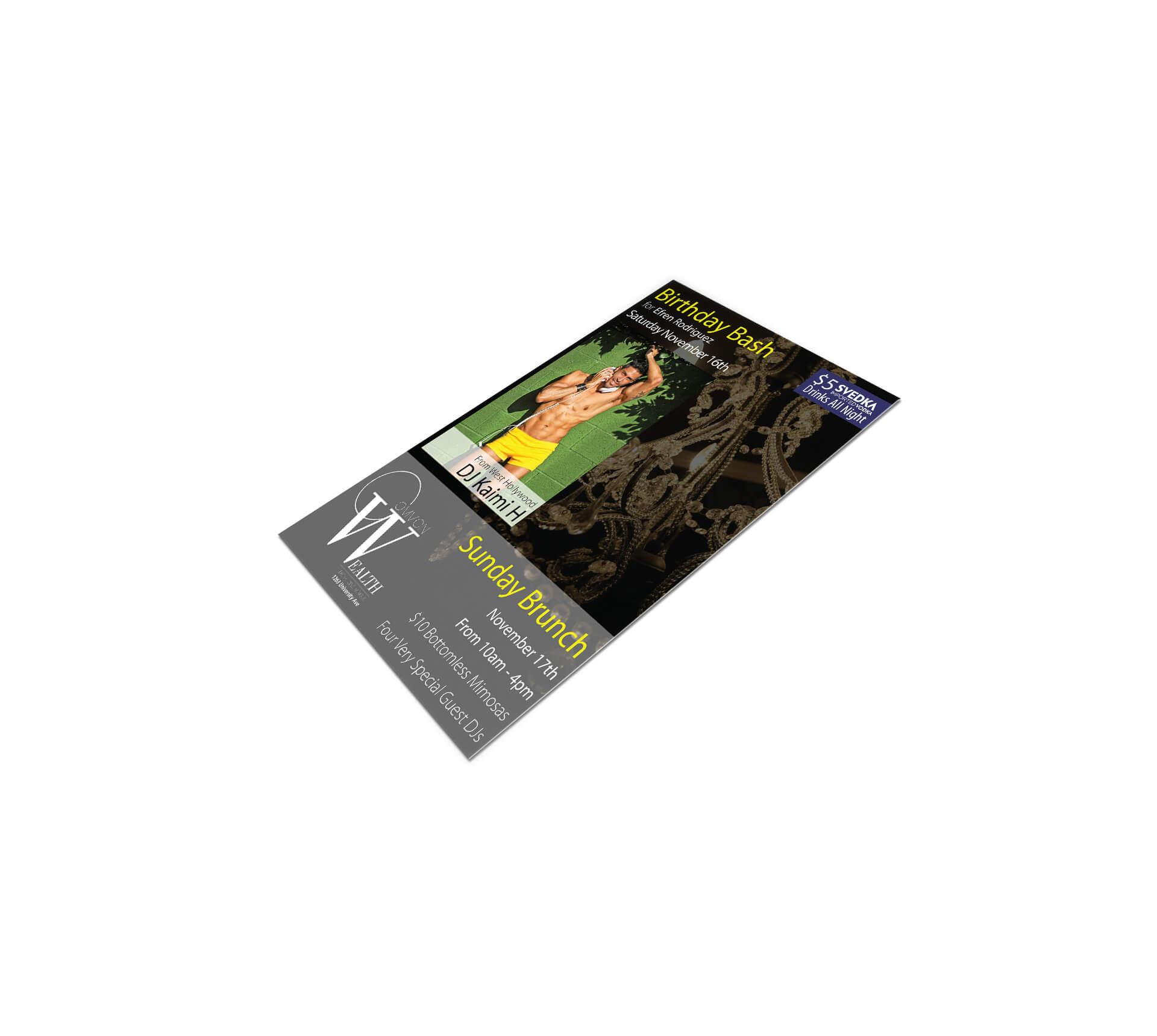Commonwealth SD – Promo Flyer Design