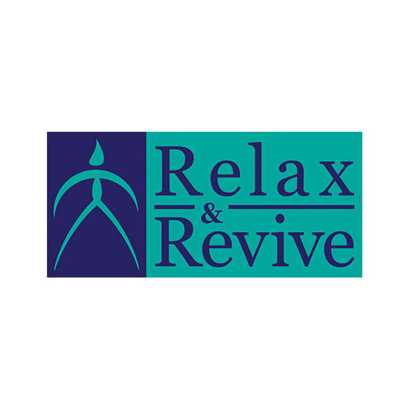 Relax and Revive – Logo Design